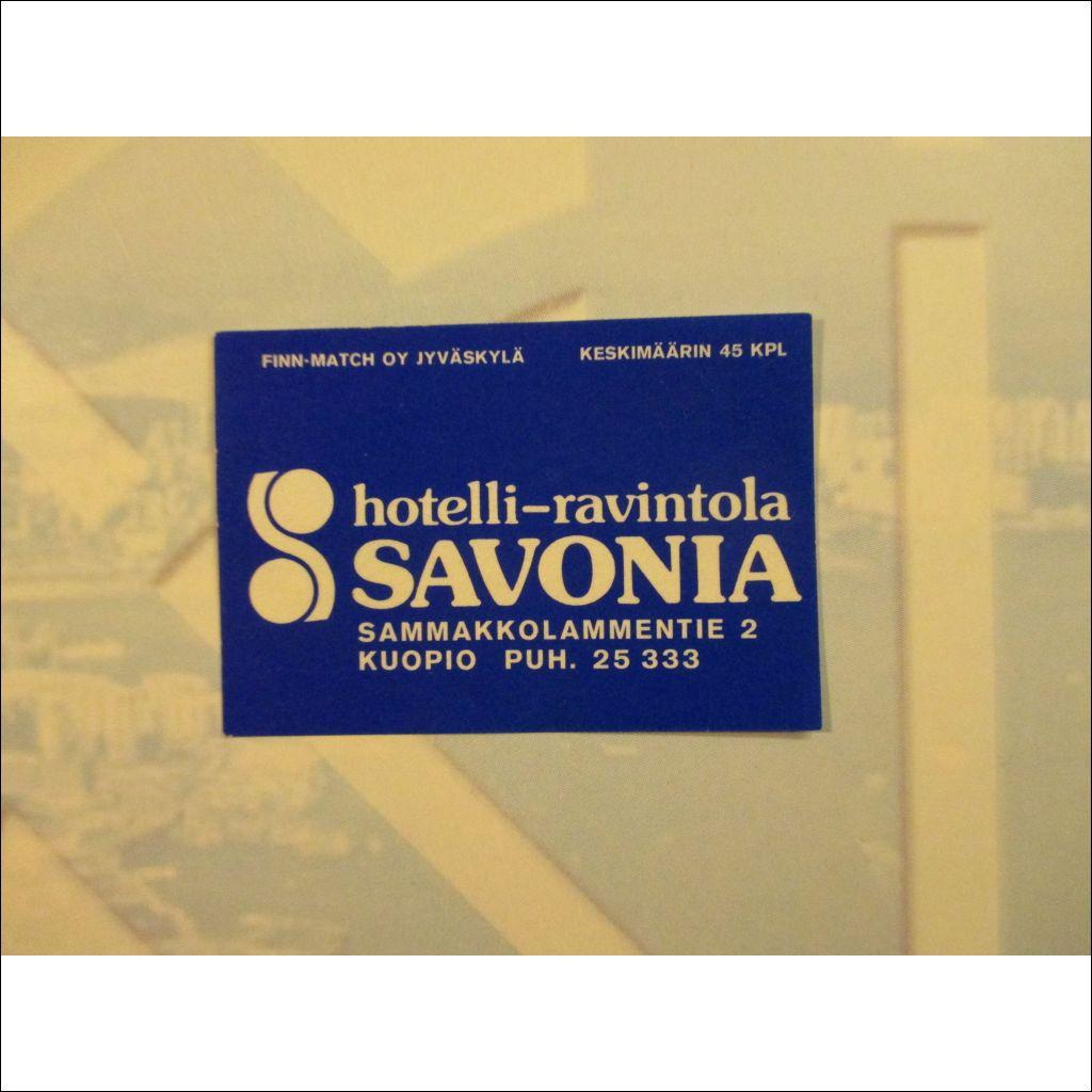Ravintola Savonia