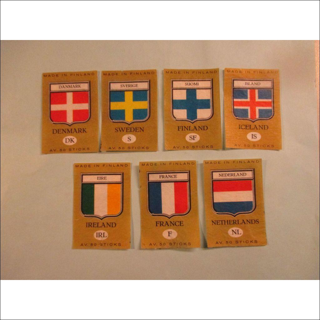 Maiden Lippuja