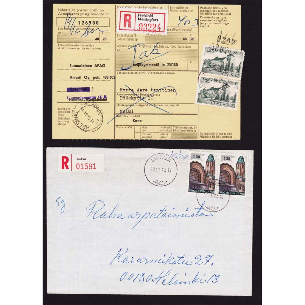 Kirje Lähetys