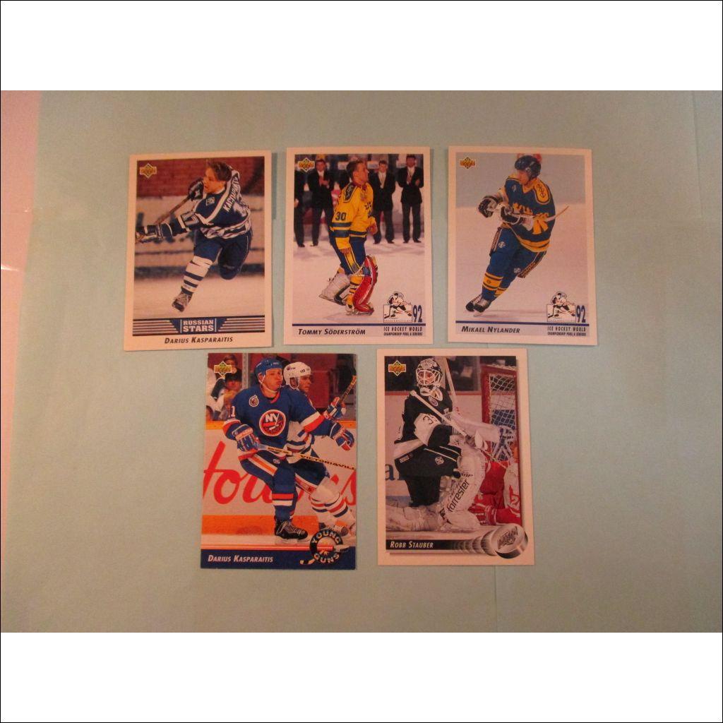 Jääkiekkokortteja