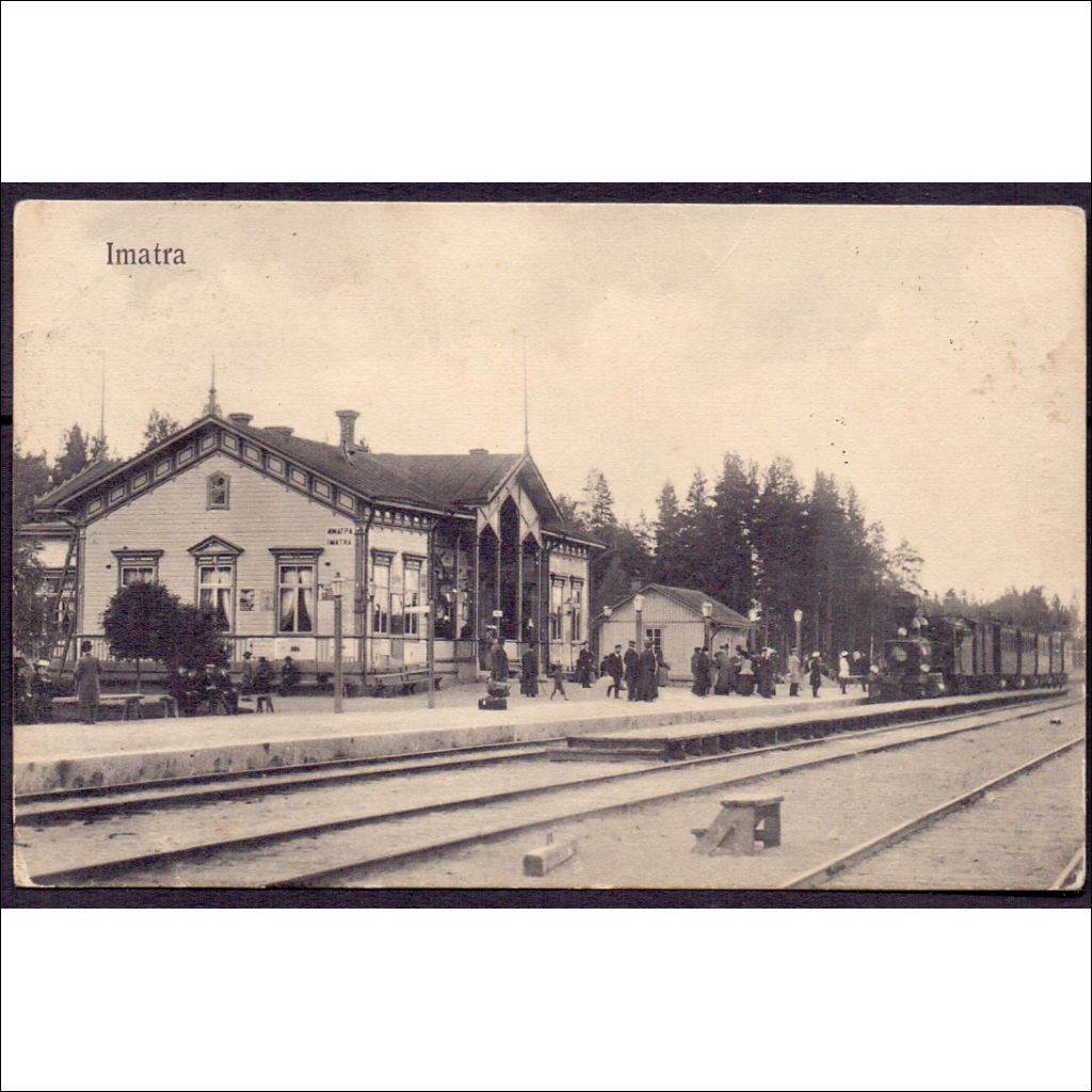 Imatra Rautatieasema