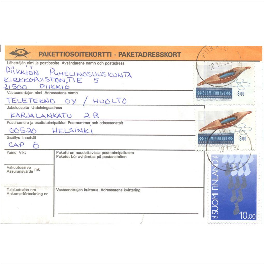 Priority-Paketti
